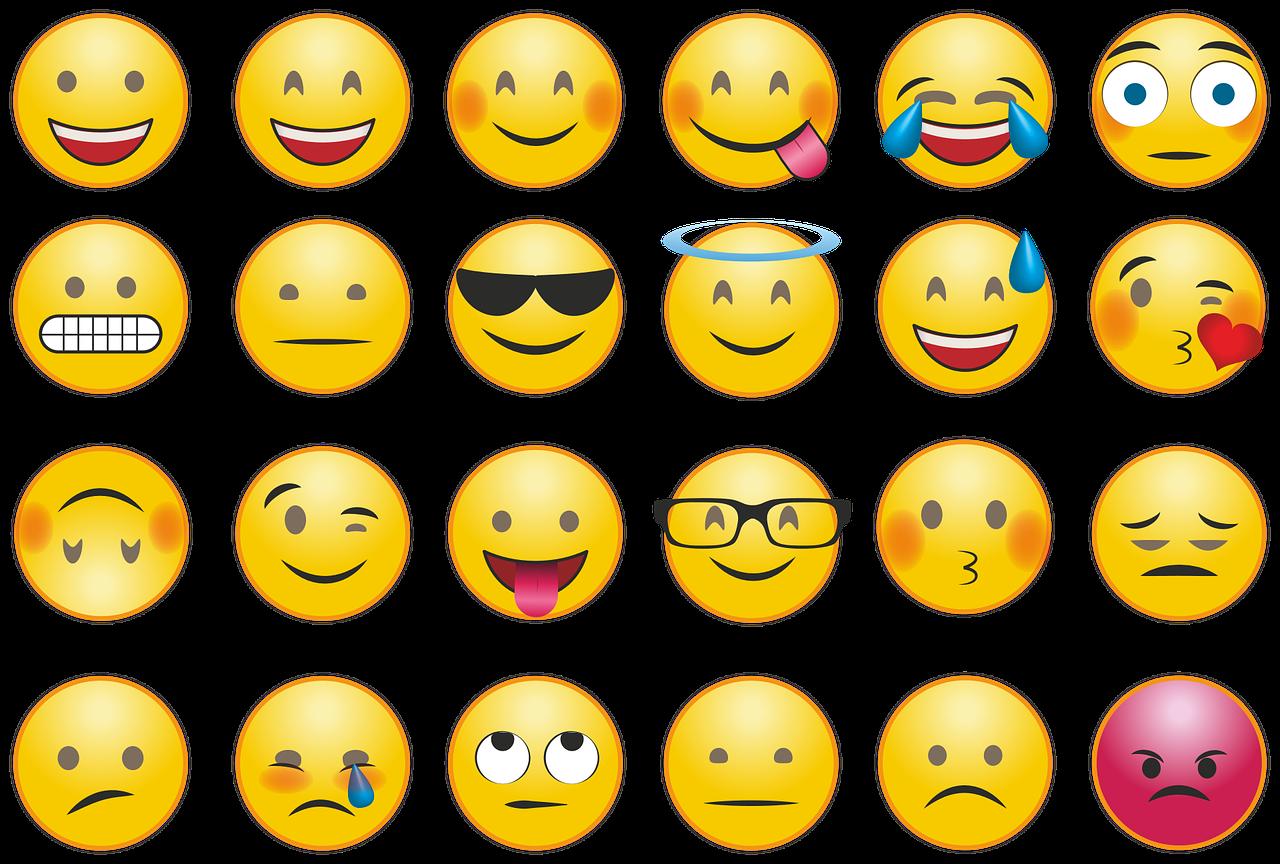 Bedeutung Emoji und Smileys