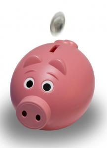 Gedl sparen