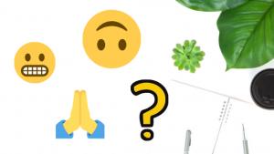 Emoji Bild